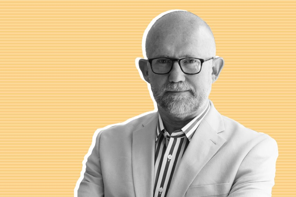 Why 'Never Trump' Godfather Rick Wilson Started Carrying a Gun in Public