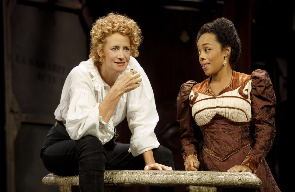 Janet McTeer Gets Saucy in the Lively but Exhausting 'Bernhardt/Hamlet'