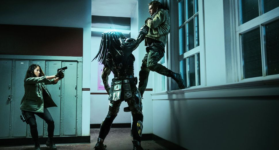 The Predator' Movie Review: Shane Black and Fox Deliver a Boring Dud |  Observer