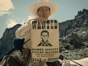 Netflix's 'The Ballad of Buster Scruggs.'