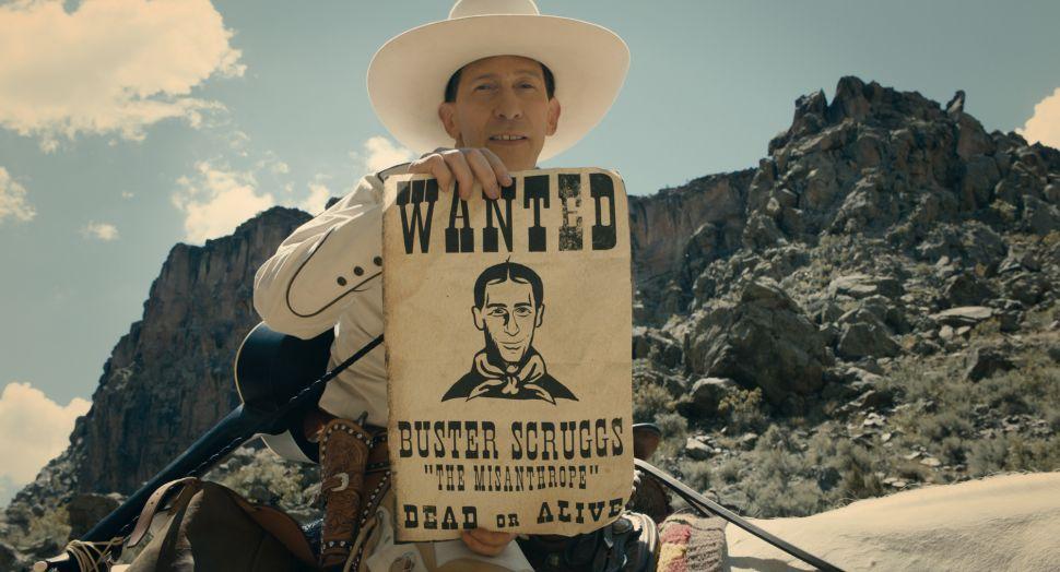 TV Trailer Showdown: 'The Ballad of Buster Scruggs' vs. 'The Romanoffs'