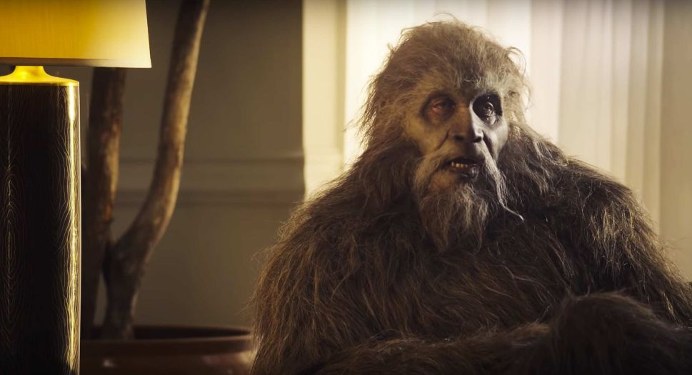 Bigfoot Takes on Big Pharma in This Season's Must-See Political Ad
