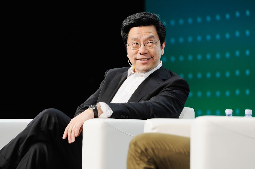 Google's Former China President: Re-Entry Is Always Difficult