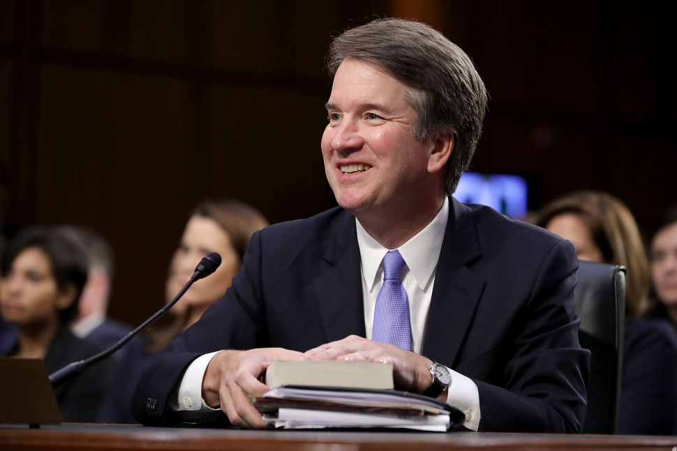 Daily Caller's Kavanaugh 'Jungle Juice' Joke Resurfaces in New Allegation