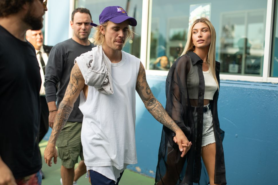 Are Justin Bieber and Hailey Baldwin Heading to Canada?