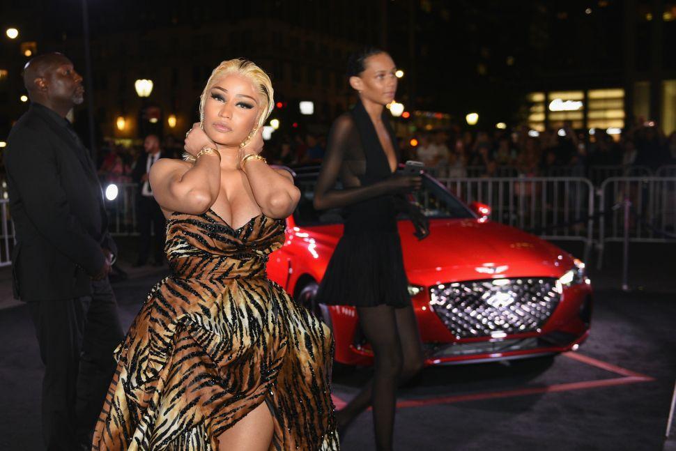 Nicki Minaj Breaks the Silence About Her Fashion Week Feud With Cardi B