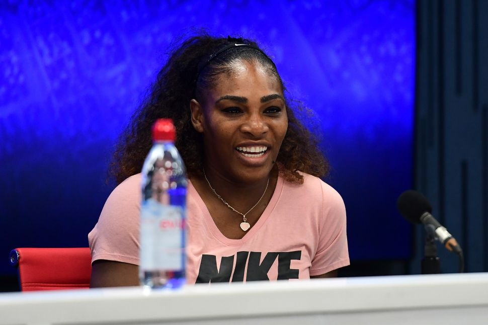 Artists Dub Serena Williams Cartoon 'Sexist' and 'Dehumanizing'