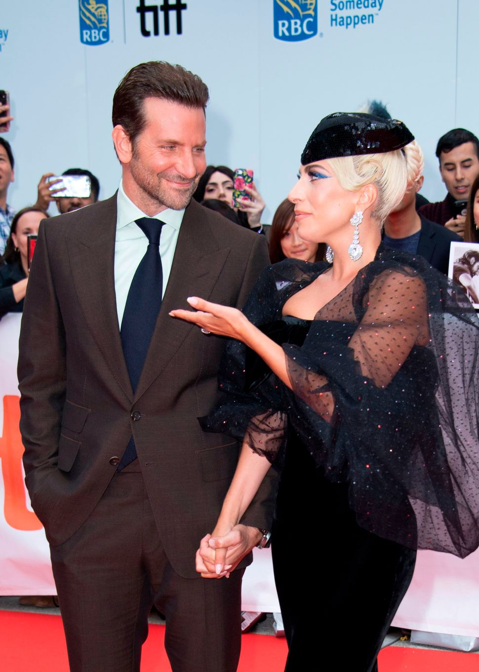 """Lady Gaga and Bradley Cooper's 'A Star Is Born' Single """"Shallow"""" Is Actually Really Deep"""