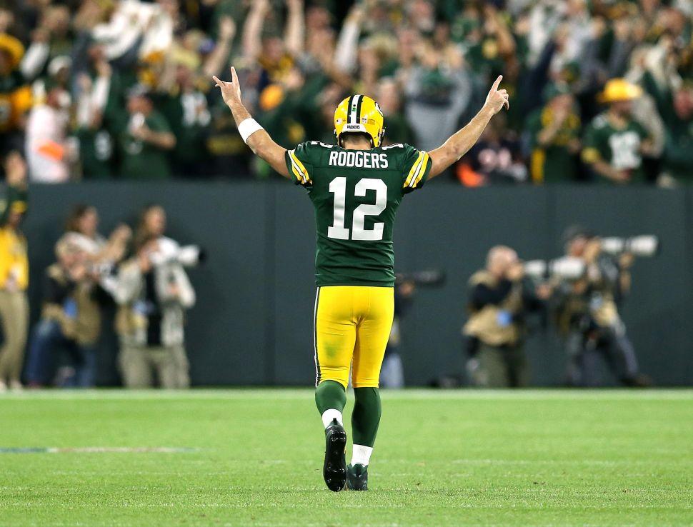 'Sunday Night Football' Dominates Prime Time, but NFL Ratings Still Stumble