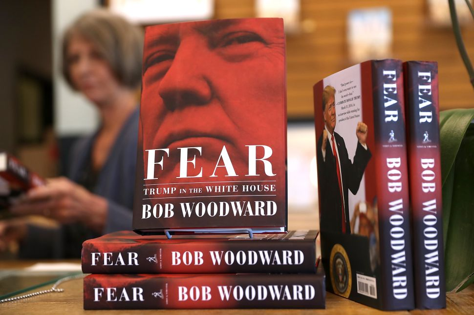Bob Woodward and Harper Lee Share More Than Just Big Book Sales Figures