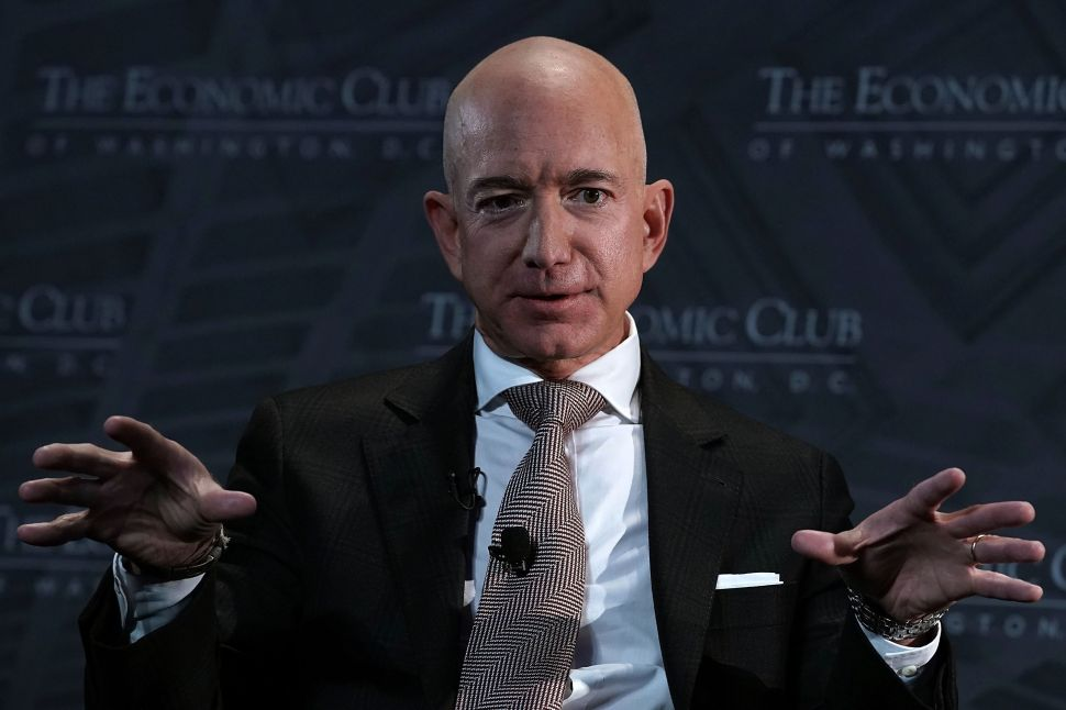 Jeff Bezos' Secret to Work-Life Balance Is Great Advice—But Not for Amazon Employees