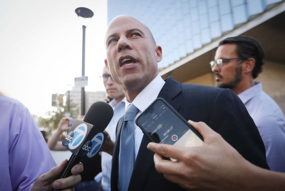 Michael Avenatti Defends Tweeting Photo of Kavanaugh Accuser Julie Swetnick