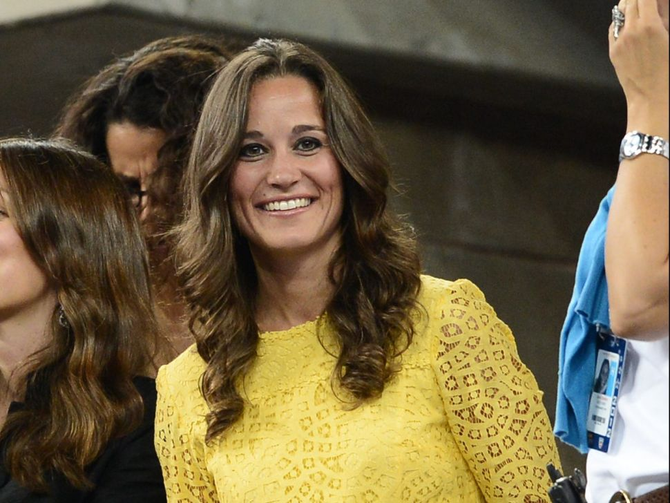 Pippa Middleton's New Nephew Has a Reality TV Lineage