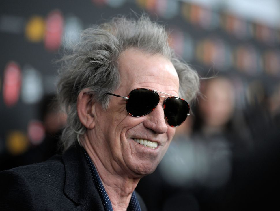 Keith Richards Could Not Get What He Wanted for His Fifth Avenue Apartment