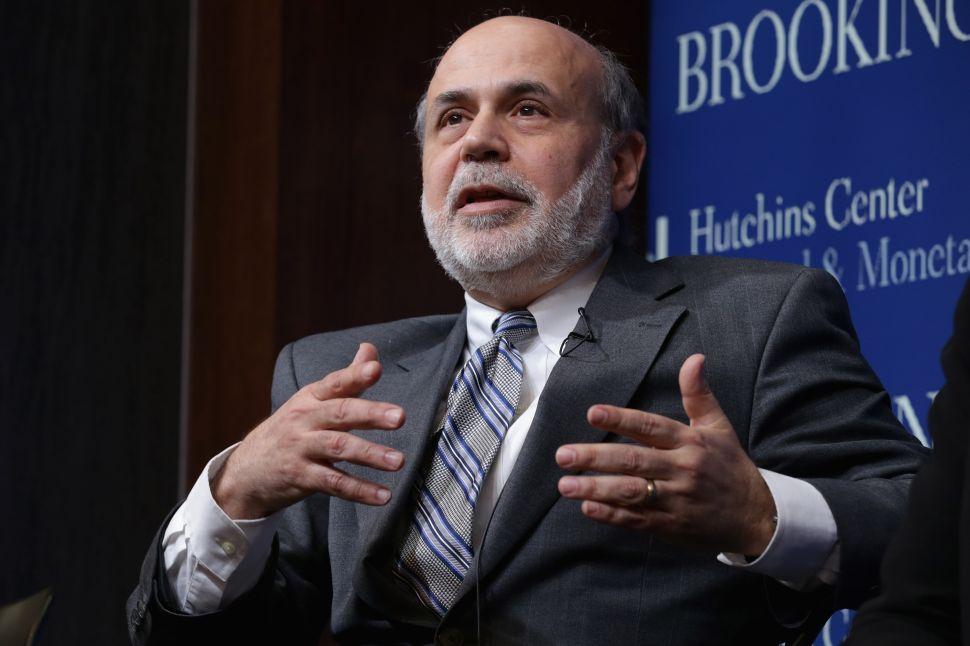 Ben Bernanke, Henry Paulson & Timothy Geithner All Regret PR Failures of 2008 Crisis