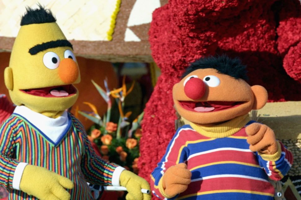 There's More to That Viral 'Sesame Street' Interview Than Bert and Ernie's Sexuality