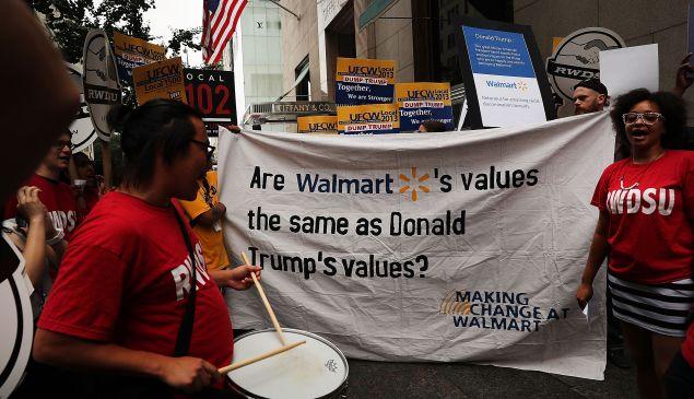 Walmart Trump Tariff