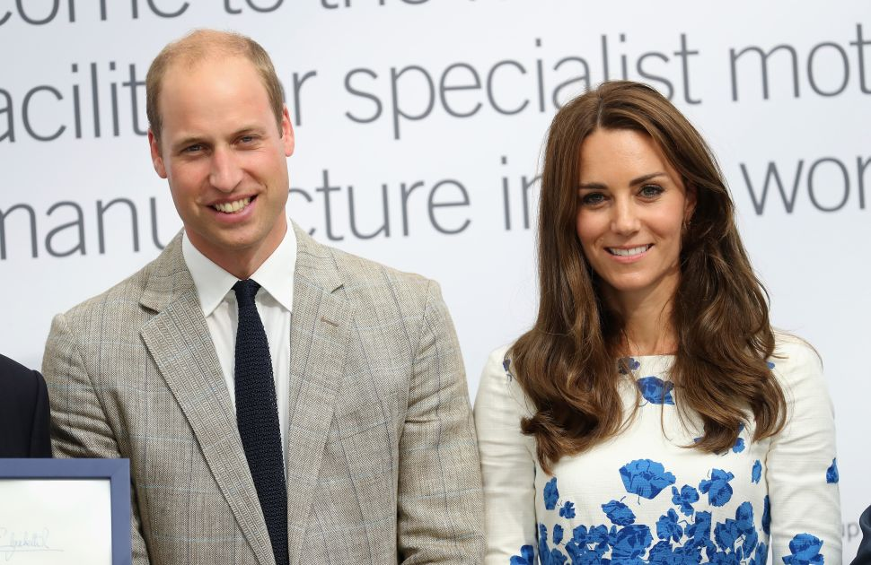 Prince William Is Back From Africa in Time for Kate Middleton's Return to Royal Reality