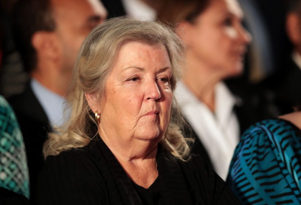 Clinton Accuser Juanita Broaddrick Says She Doesn't Believe Christine Blasey Ford's Story