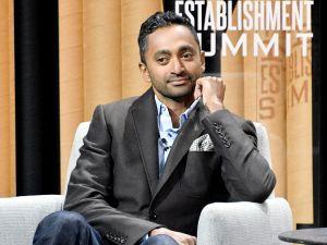 Chamath Palihapitiya , CEO of Social Capital