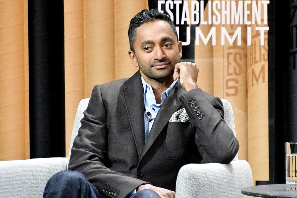 Months-Long Turmoil at Chamath Palihapitiya's Social Capital, Explained