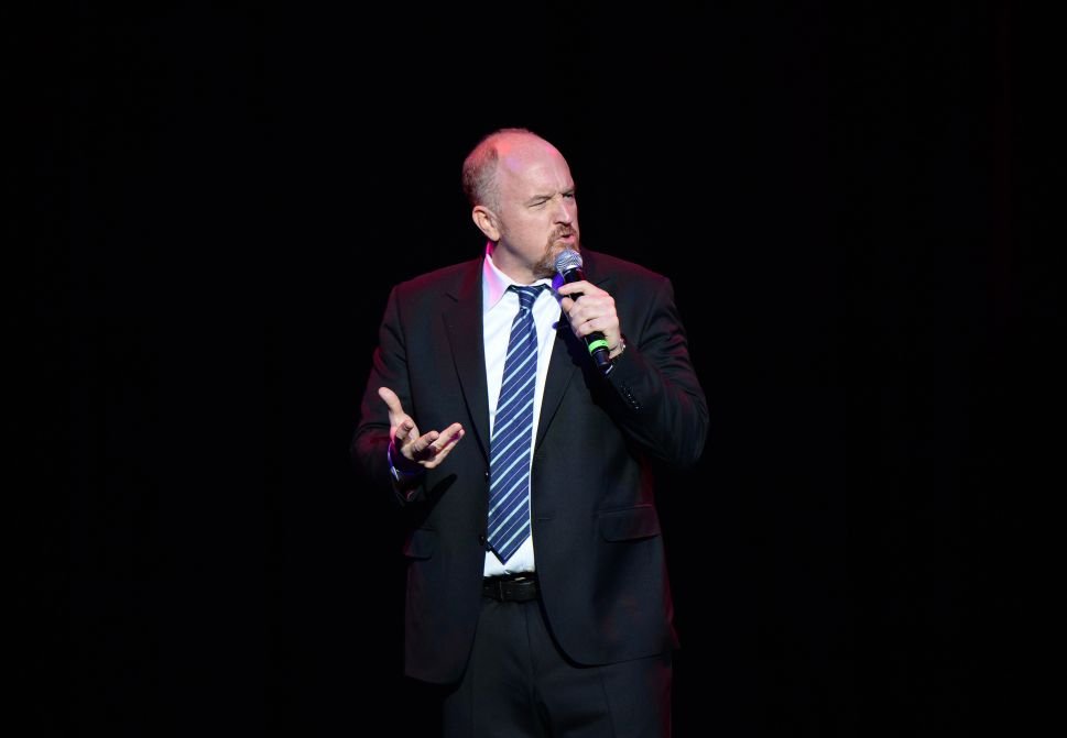 Louis C.K. Is Still a Target for Other Comedians