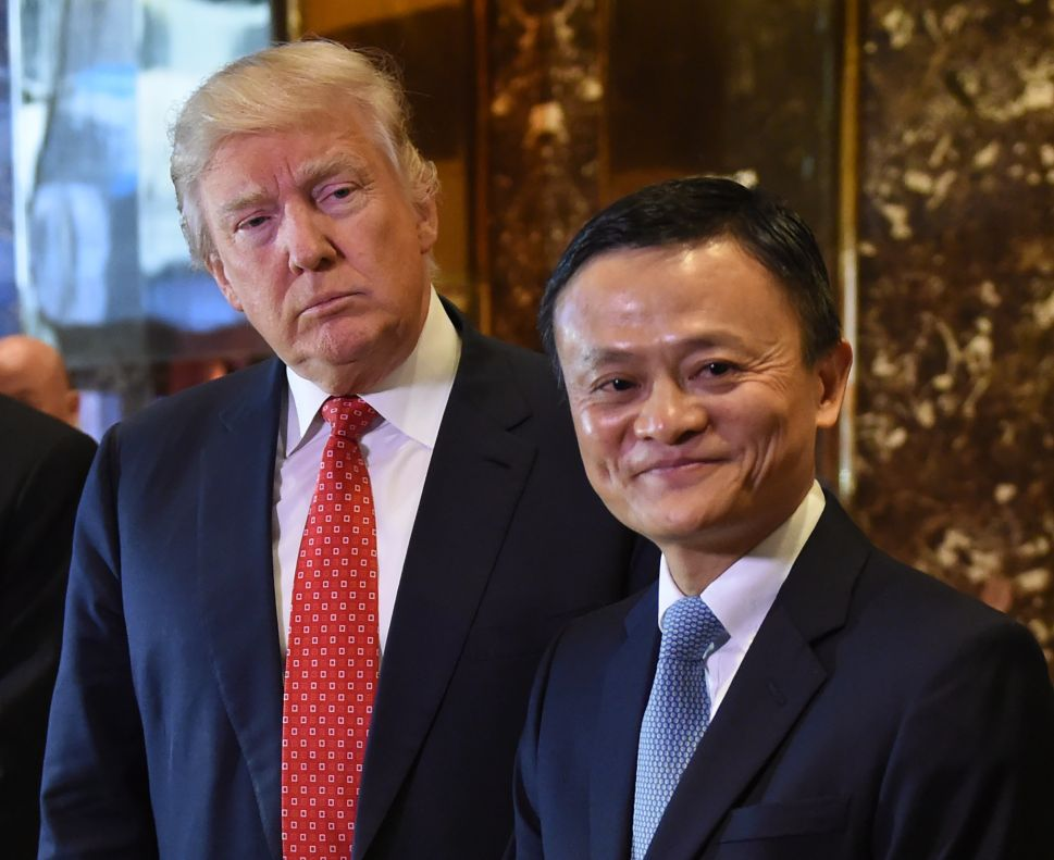 Jack Ma, China's Richest Man, Turns His Back on Trump Amid Trade War