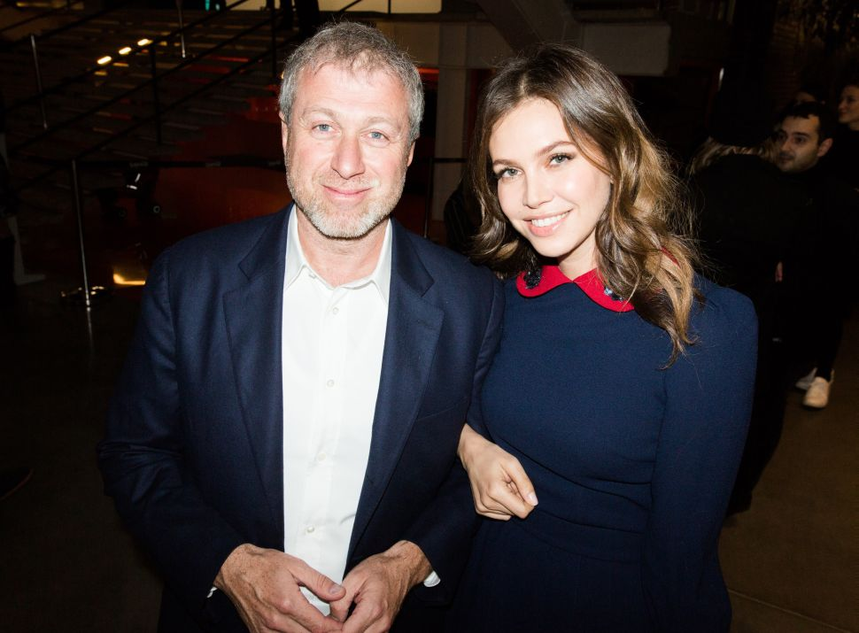 Roman Abramovich Is Building an Upper East Side Megamansion for Ex Dasha Zhukova