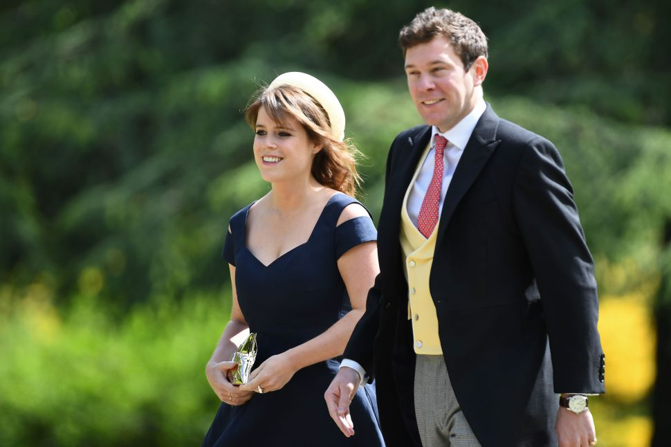 Princess Eugenie Hired the Beckhams' Party Planner for Her Two-Day, Hat-Filled Wedding