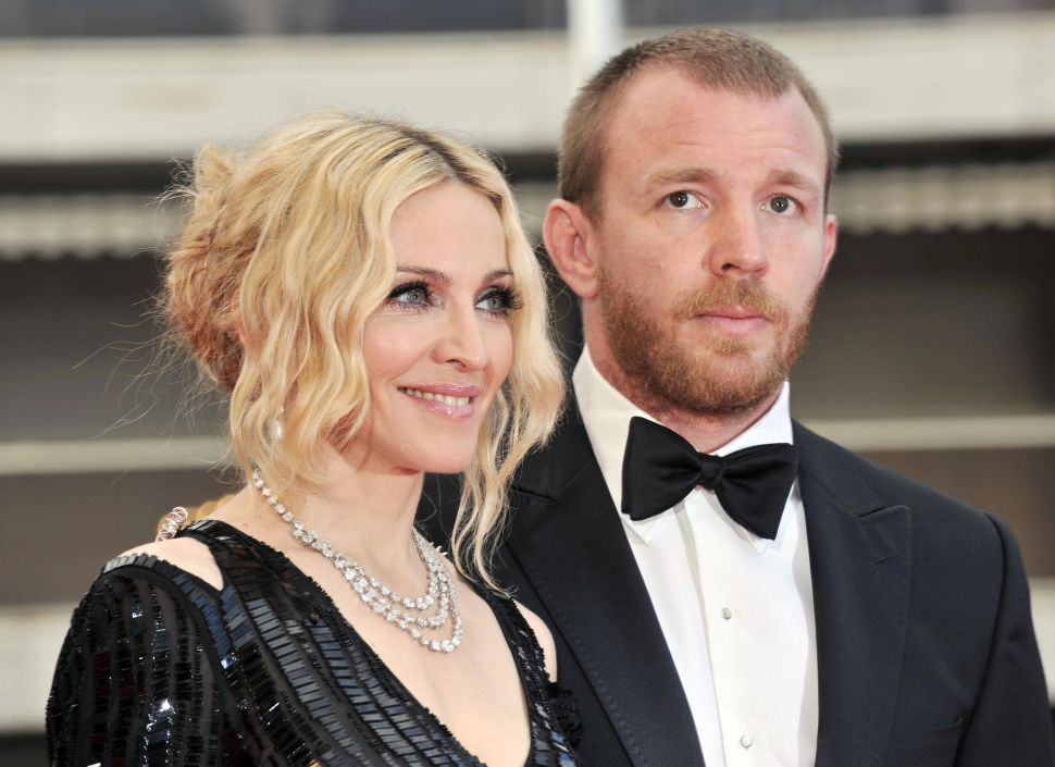 Madonna and Guy Ritchie's Former London Home Is Now a Luxury Vacation Rental