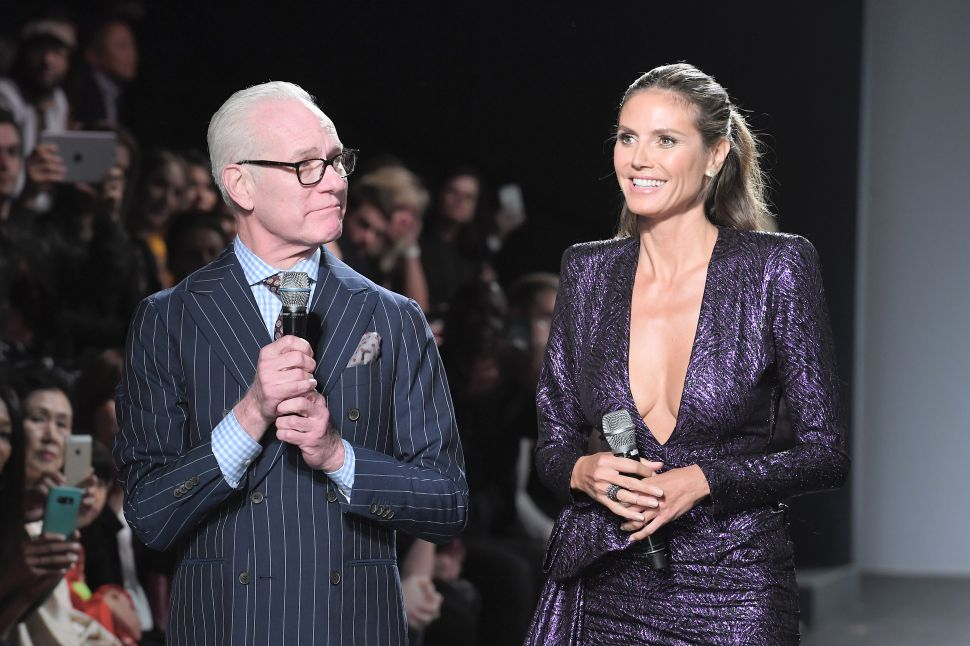 Heidi Klum and Tim Gunn Leave 'Project Runway' to Develop a 'Shoppable' Amazon Show