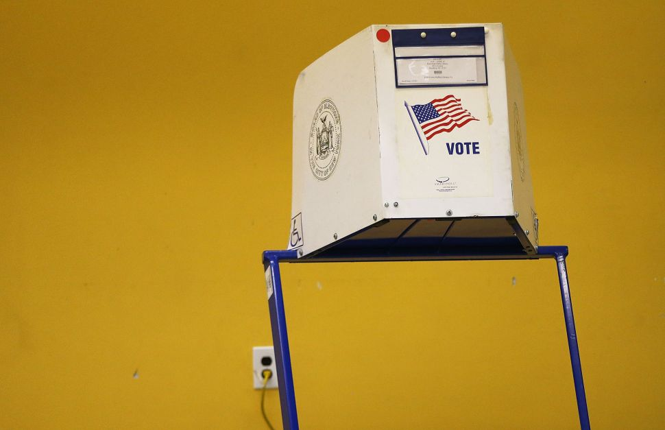 Election-Day Shenanigans Show How New York's Voting System Is Broken