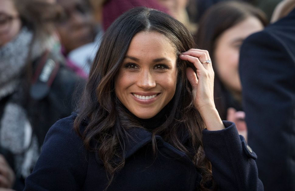 Meghan Markle's First Royal Charity Project Is a Cookbook