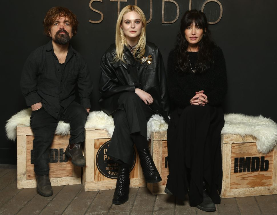 Peter Dinklage, Elle Fanning and Reed Morano Face the Apocalypse in 'I Think We're Alone Now'