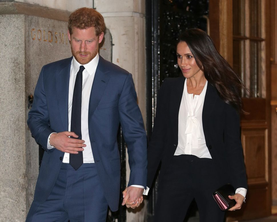 Prince Harry and Meghan Markle Took a Secret Amsterdam Trip to the New Soho House