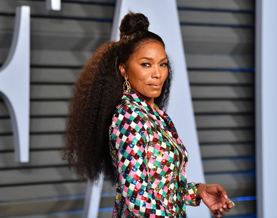 Angela Bassett Curated an Exhibition, Is Fabulous at That Too