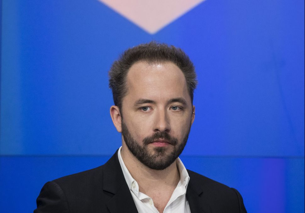 Dropbox CEO Drew Houston Discusses How to Successfully Take a Company Public
