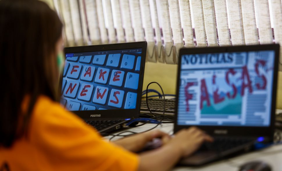 64 Percent of Americans Worry About Fake News—But It's Worse in This Country