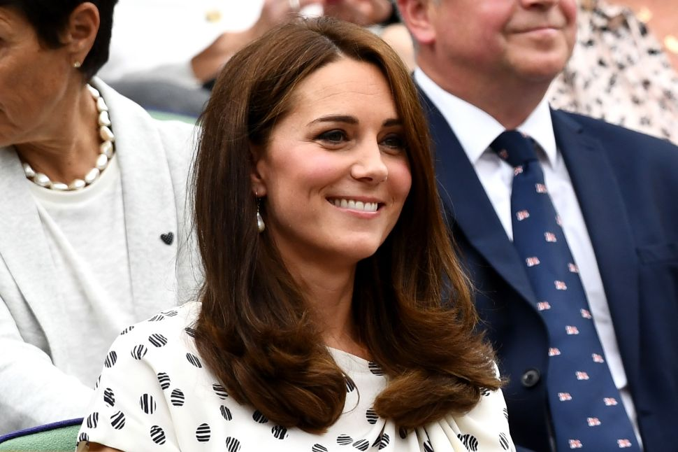 Kate Middleton Will Return From Maternity Leave Next Week