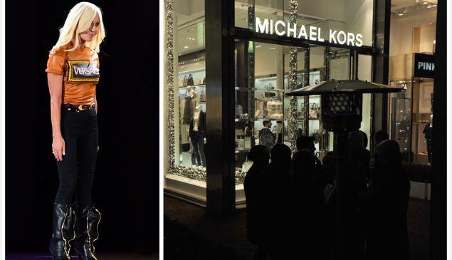 Versace Michael Kors merger confirmed