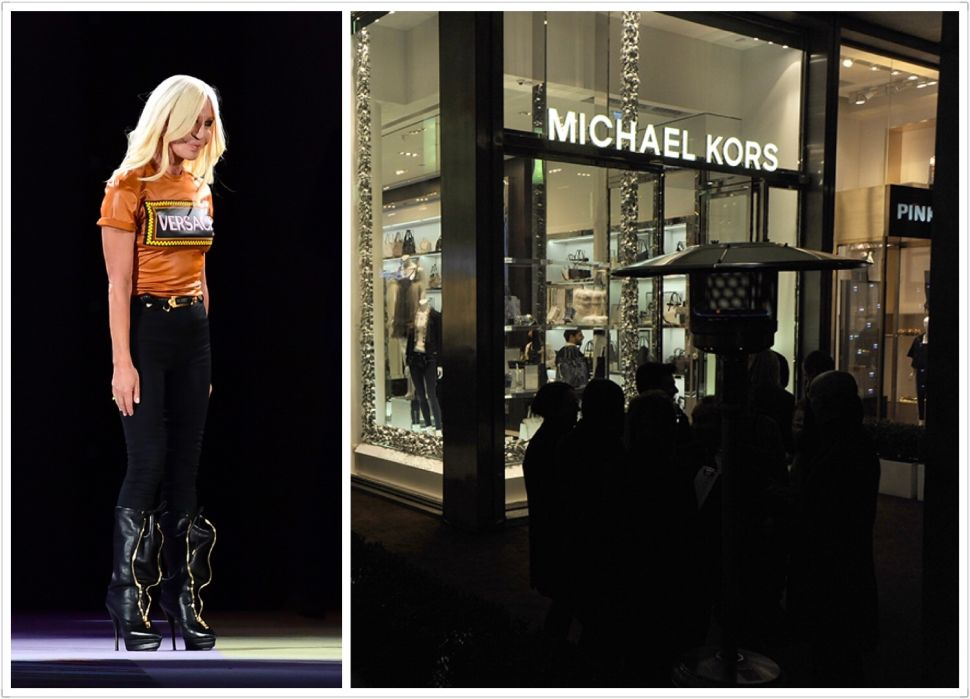 Will Michael Kors Make Versace Cheaper to Consumers?