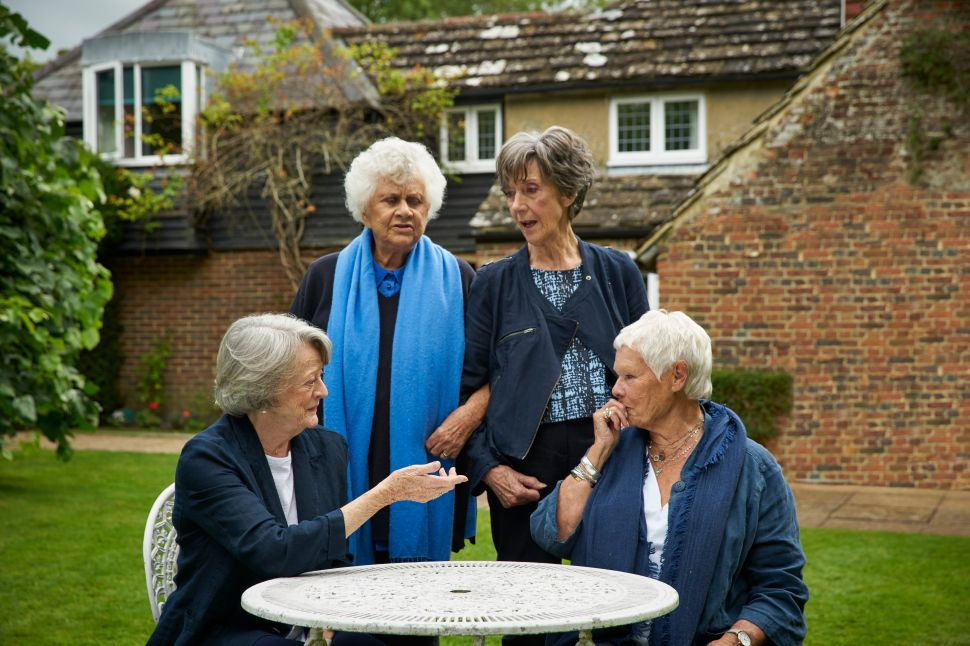 'Tea with the Dames' Is 83 Minutes of Bliss