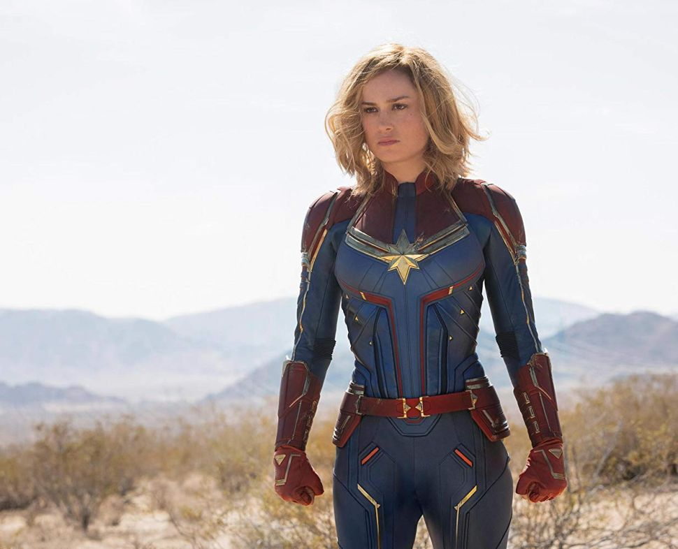 'Captain Marvel' Is Here to Lead the MCU Into the Next Era