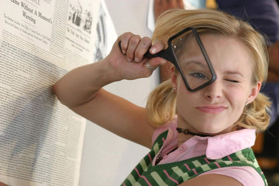 Attention, Marshmallows: Hulu Is Bringing Back 'Veronica Mars'
