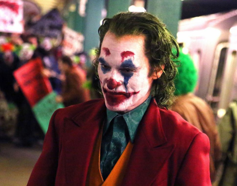 Why Joaquin Phoenix Will Make the Joker Great Again