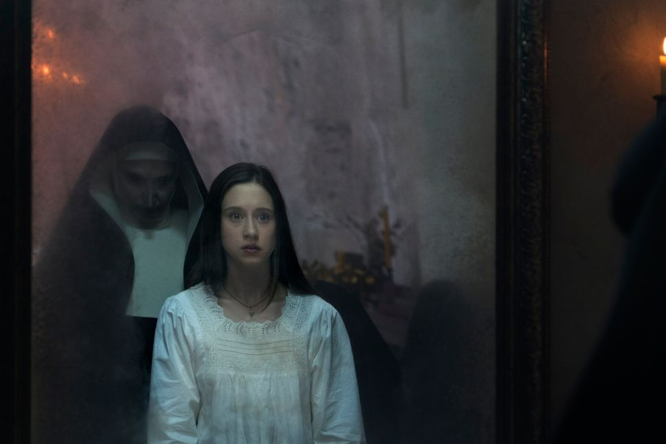 Shockingly Predictable, 'The Nun' Proves Old Habits…Aren't Scary