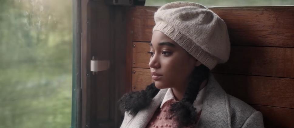 Amandla Stenberg Makes 'Where Hands Touch' an Unforgettable Film