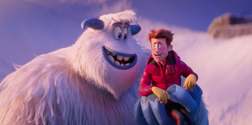 One Star: How Are We Supposed to Believe in the 'Smallfoot' Yetis When They Don't Have Noses?