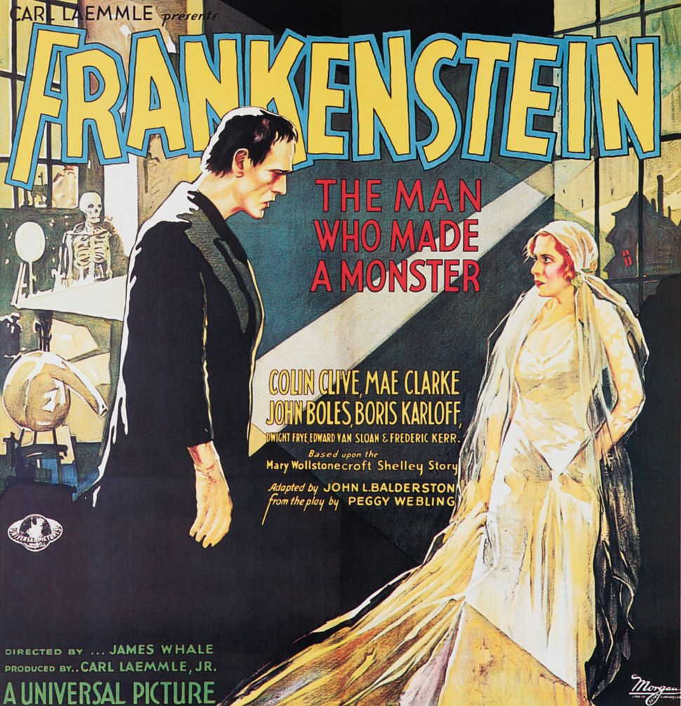 7 Bizarre Things We Learned From the New Frankenstein Exhibition