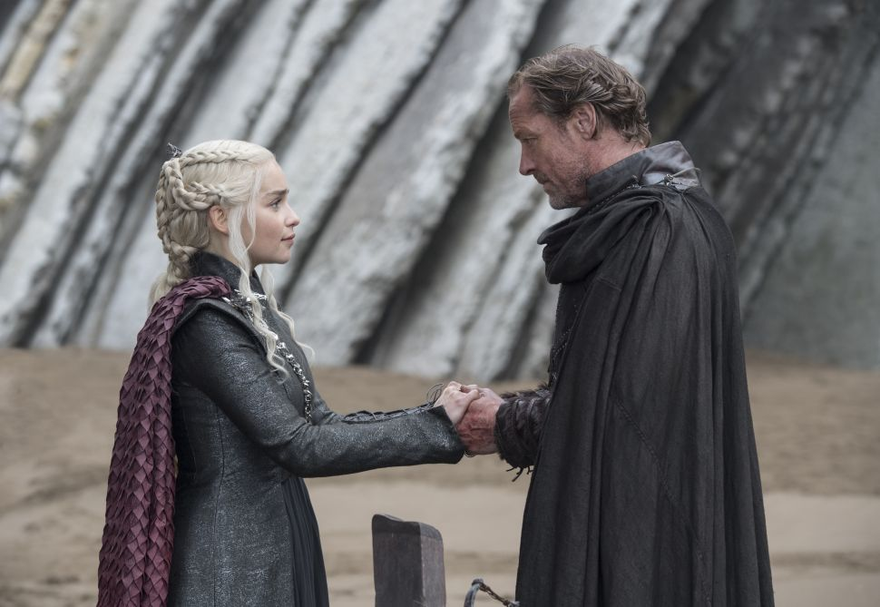 A 'Game of Thrones' Actor May Have Leaked a Season 8 Spoiler